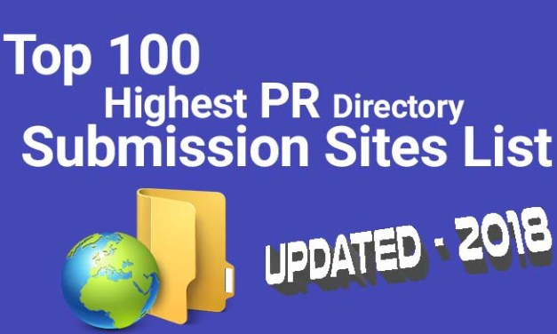 Free Directory Submission Sites for Link Building