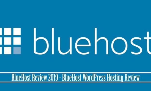 BlueHost Review 2020 – Best Cheap WordPress Hosting