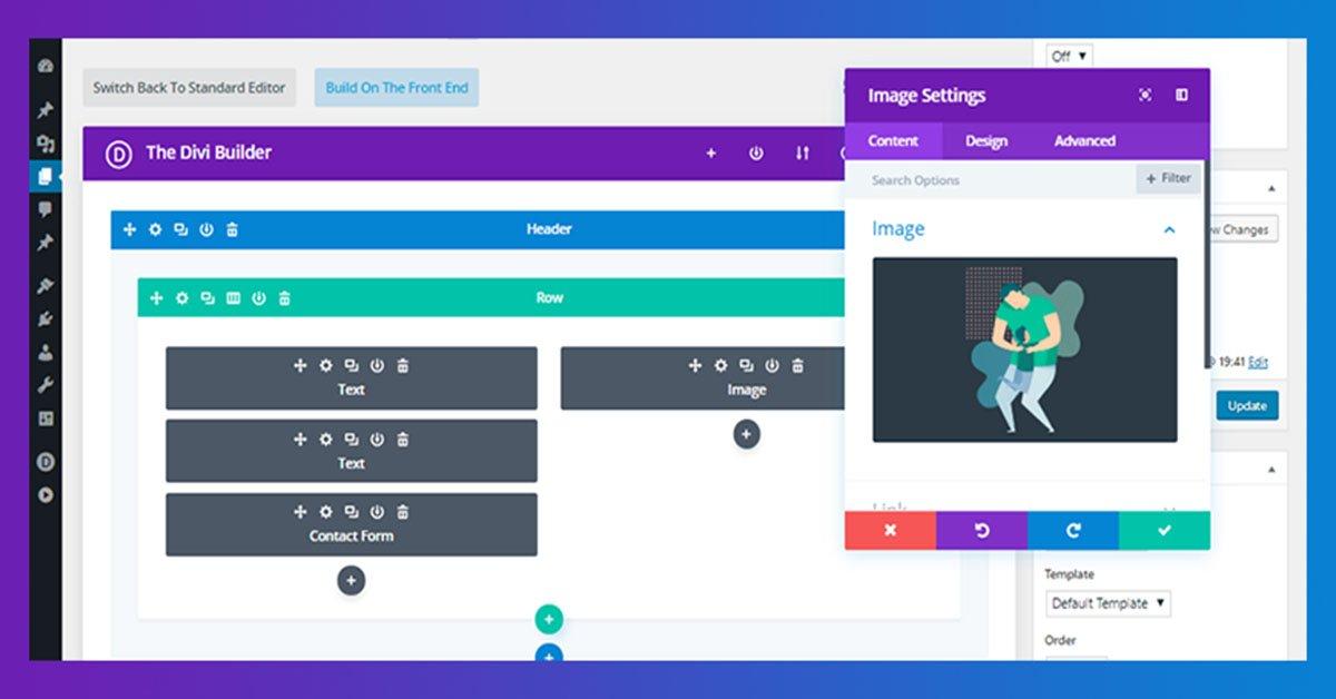 Divi Content Builder - Elegant Themes Review