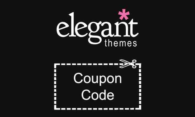 Elegant Themes Discount Code – 20% Off Coupon