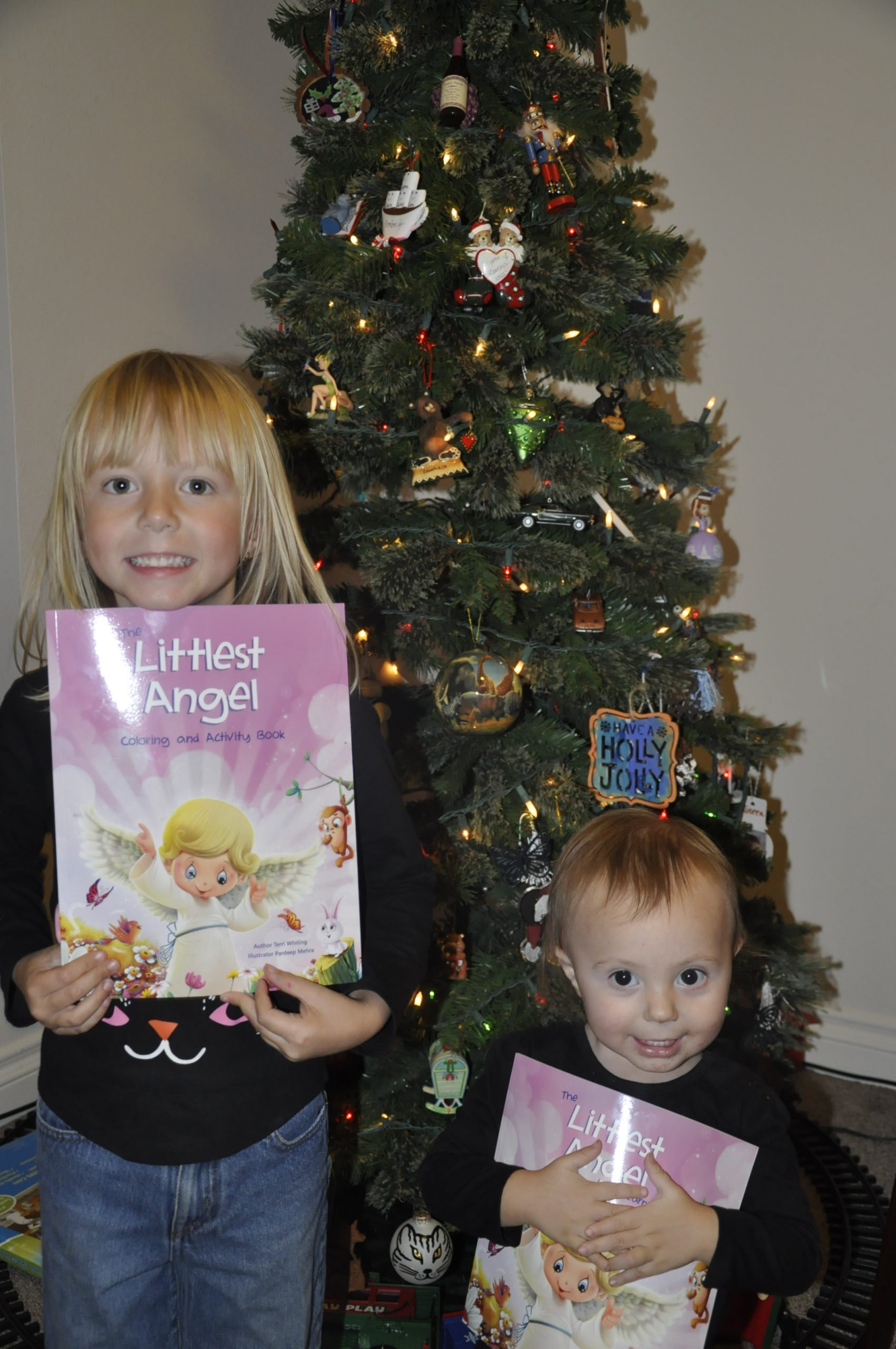 Read more about the article Powerful Meaning Inside Sweet Book- the Littlest Angel: Learns To Fly