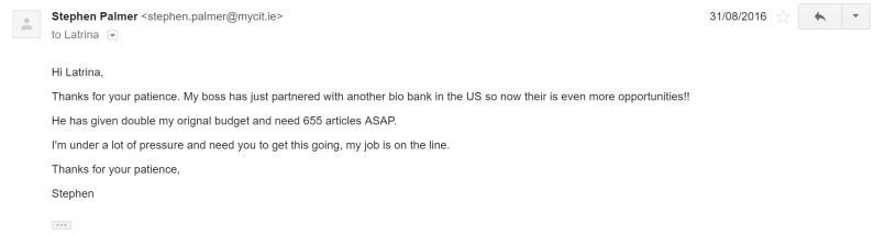 nigerian bio bank story