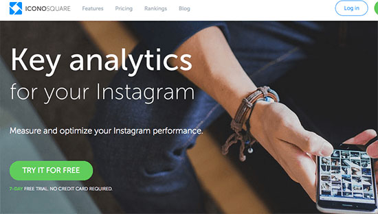 3 Necessary Instagram Tools for Growing your Account iconosquare