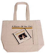 Room of Her Own tote & CD