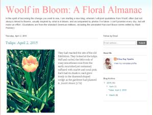 Woolf in Bloom
