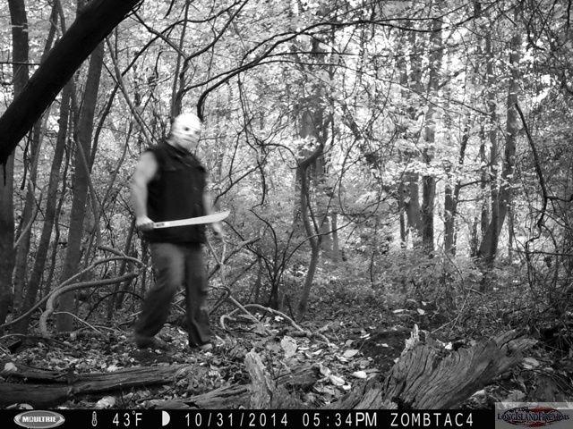 9 Spooky Trail Cam Photos The Wvb