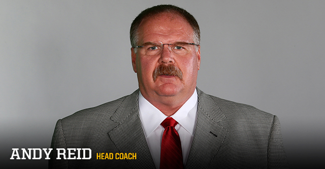 The Curious Case of Andy Reid or This article is not Sponsored by Rolex