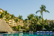 Enter to win a 4 day/ 3 night all-inclusive stay for a family of 4 at Velas Vallarta, a resort in beautiful Puerto Vallarta, valued at $2400!