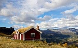 Norske hytter og ferieboliger