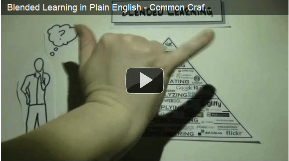 Premiere: Blended Learning in Plain English – Common Craft Style