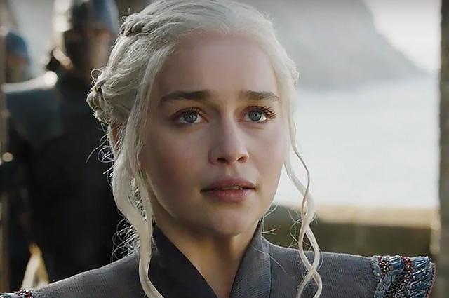 """Эмилия Кларк намекнула, что Дейенерис Таргариен в """"Игре престолов"""" может быть убита"""