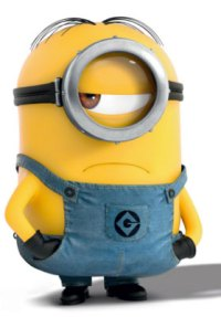 Minion not amused © not by Bloghaus