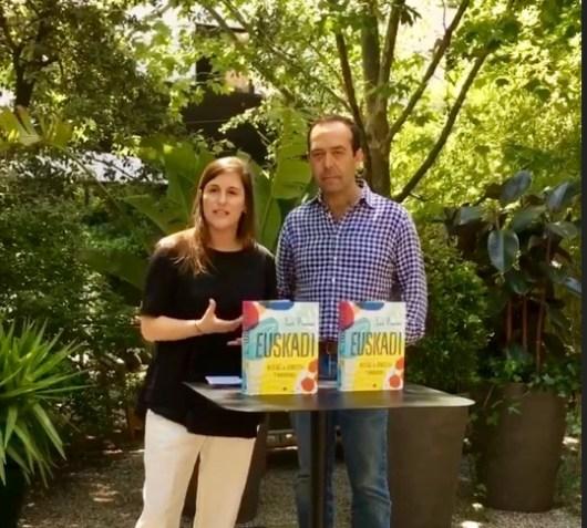 Presentación del libro Euskadi con José Pizarro