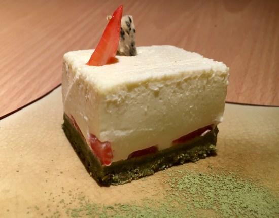 Cheesecake casero
