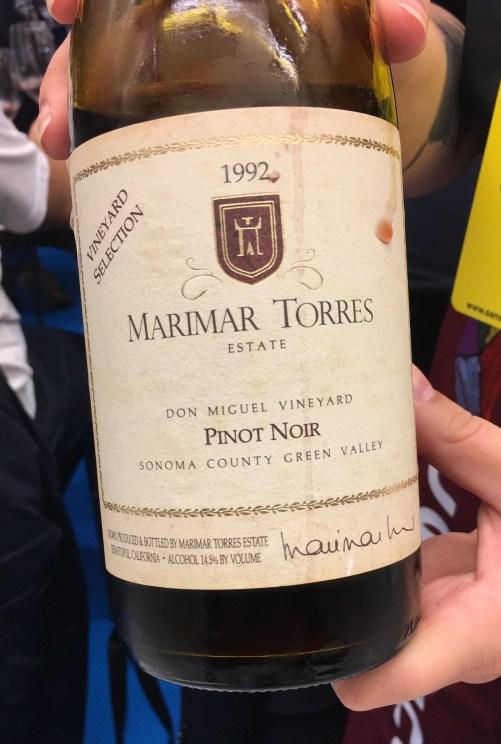 Pinot Noir 1992