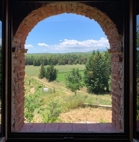 Vistas desde la Masía de Can Moragues