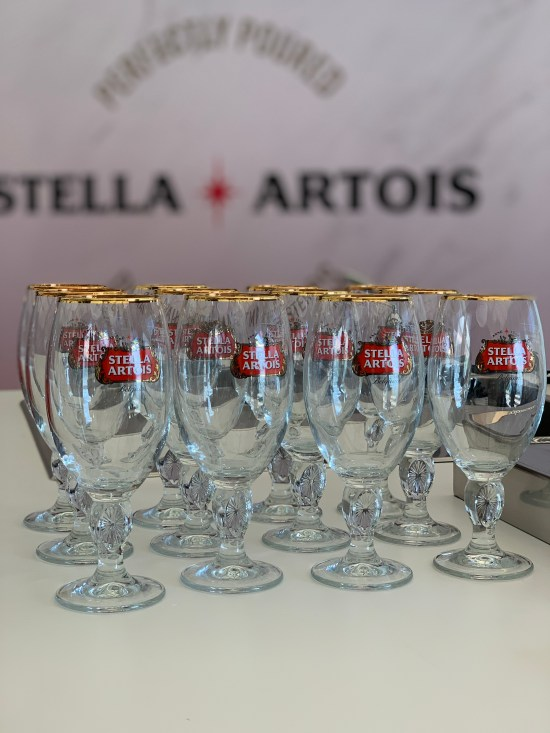 Cáliz de Stella Artois