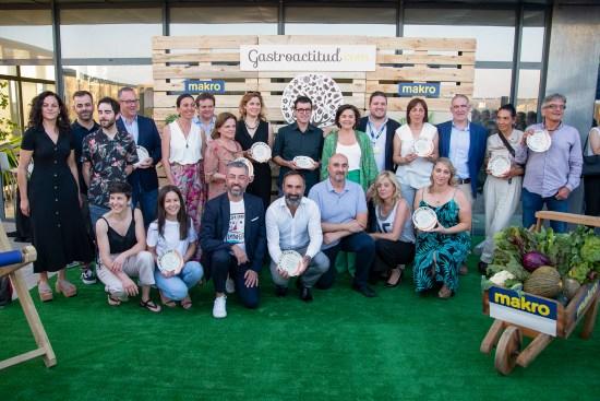 Premiados IV Edición Premios Gastroactitud 2019