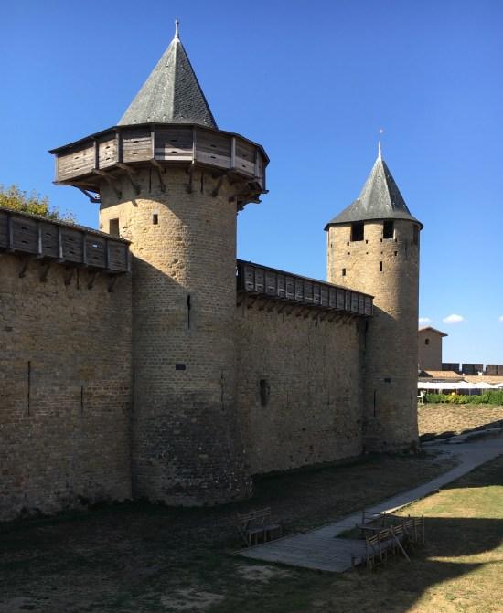 Murallas de la Cité de Carcassonne