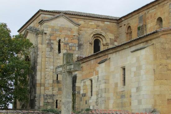 Monasterio de Santa María de Sandoval. Ruta Monasterios en León