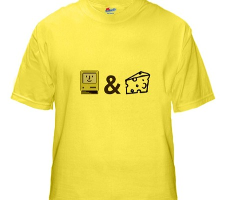Mac And Cheese T-Shirt - Funny