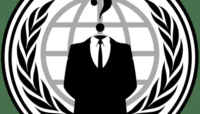 Anonymous attacks Saudi government