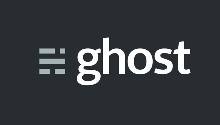 Ghost Open Source Blogging Platform