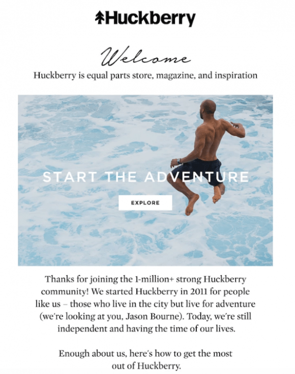 7 email mistakes - huckberry