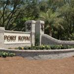 PR Plantation entrance