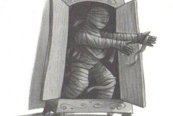 El boggart del armario ropero