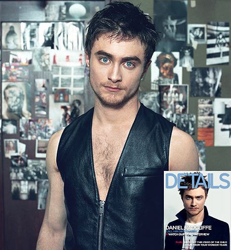 Dan Radcliffe (Harry Potter) Sexy