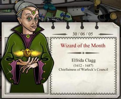 Elfrida Clagg