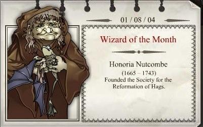 Honoria Nutcombe