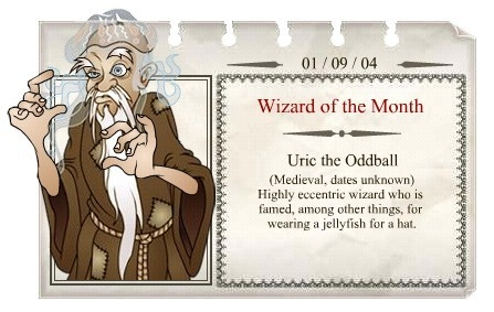 Uric the Oddball
