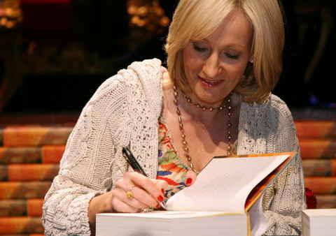 PotterCast con J.K. Rowling