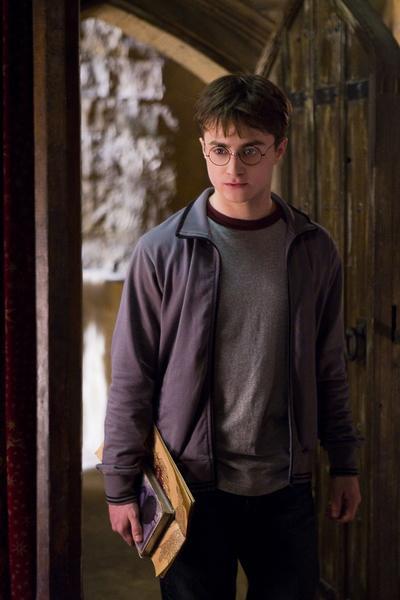 Harry Potter y el Príncipe Mestizo Oficial