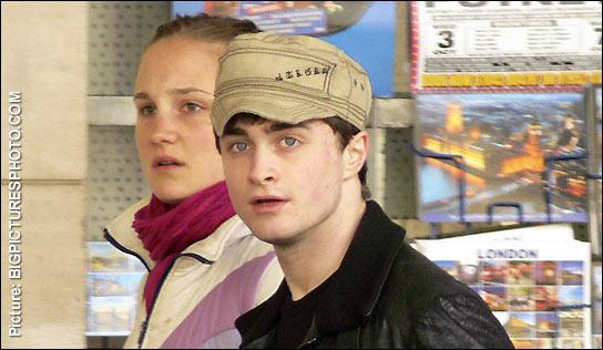 Daniel Radcliffe rompe con su novia Laura O'Toole