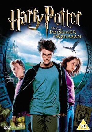 DVD de la película Harry Potter y el Prisionero de Azkaban