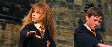 Hermione 11 años