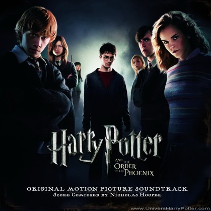 Soundtrack Harry Potter y la Orden del Fénix