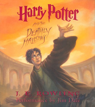 Narrador de Audio-Libro de 'Deathly Hallows', Nominado para los Audie Awards 2008