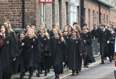 Hogwarts Gloucester
