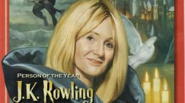 J.K. Rowling, Persona del Año en la Revista 'Time for Kids'