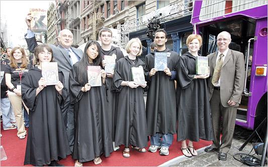 BlogHogwarts - Estudiantes de 'Harry Potter'