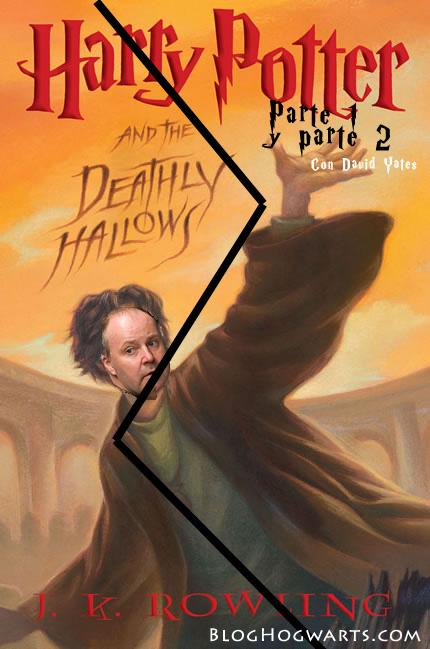 Harry Potter y las Reliquias de la Muerte dividida en dos partes