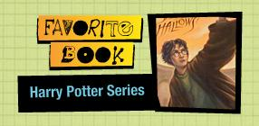 Libros de Harry Potter gana en los Kids' Choice Awards