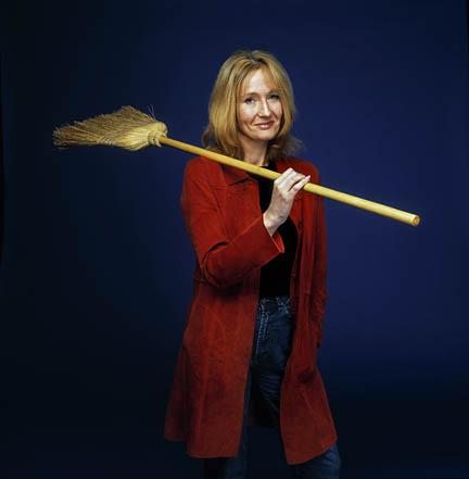 BlogHogwarts - JK Rowling