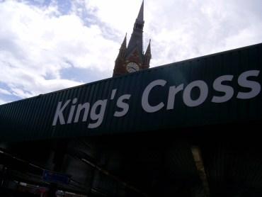 Posible Próxima Destrucción de Plataforma 9 3/4 en la Estación King's Cross