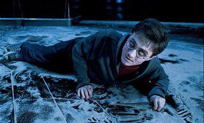 BlogHogwarts - Posesión de Harry Potter en 'Harry Potter y la Orden del Fénix'