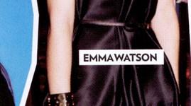 Nueva Imagen de Emma Watson en Inauguración de Tienda de Ropa en Londres